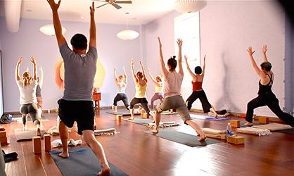 Classes The Yoga Room